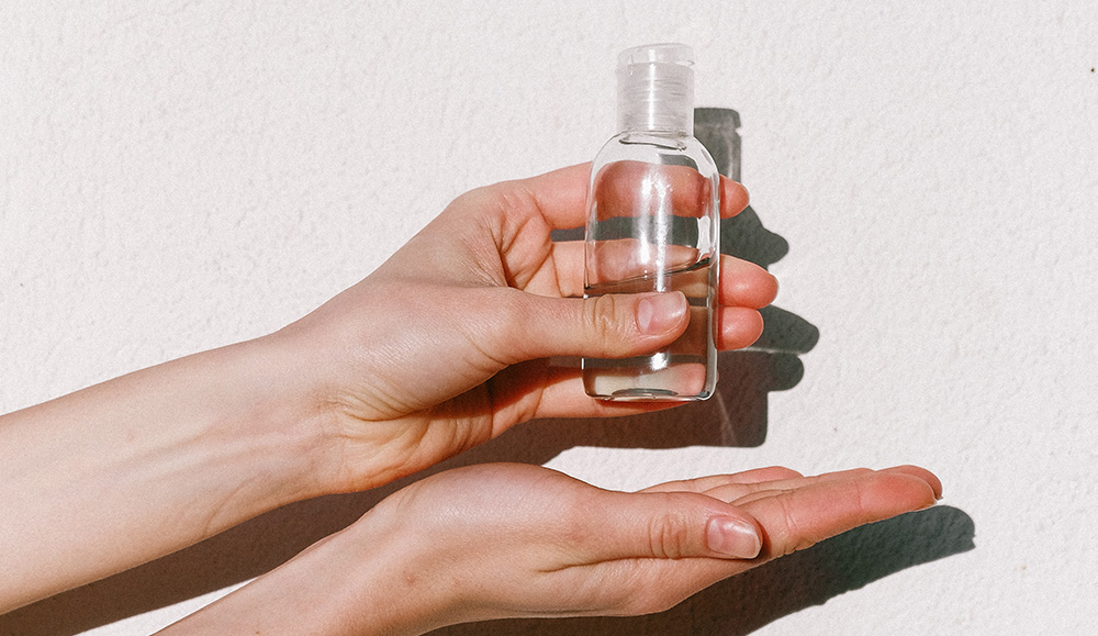 Gel desinfectante de manos: cómo hacer uno en casa
