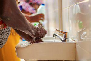 lavado manos