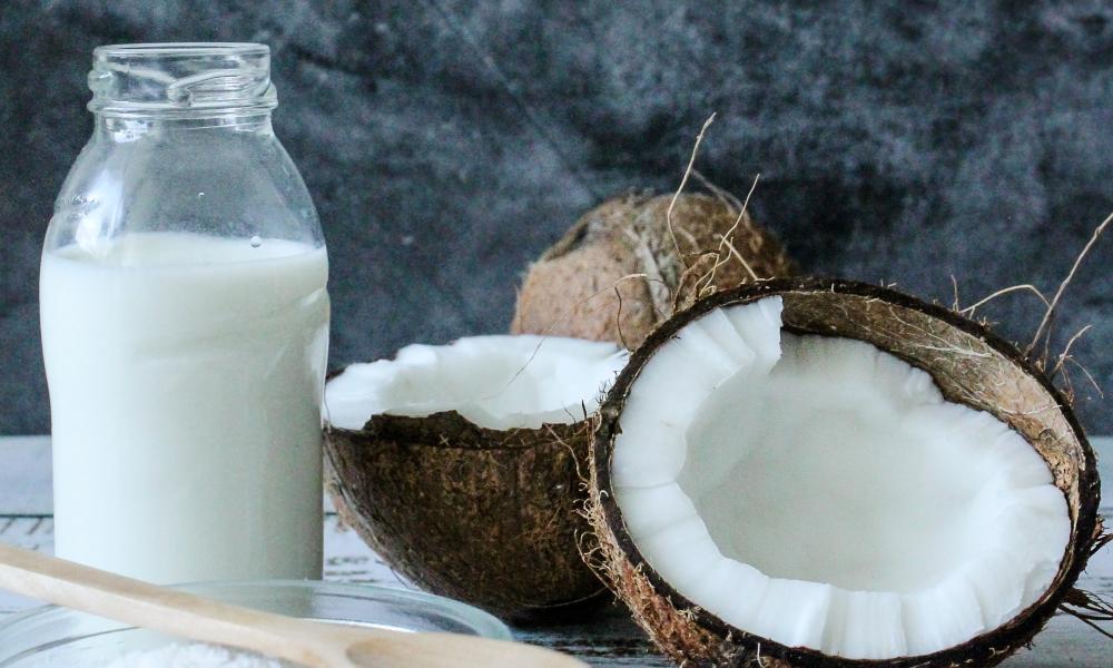 El aceite de coco para desmaquillar