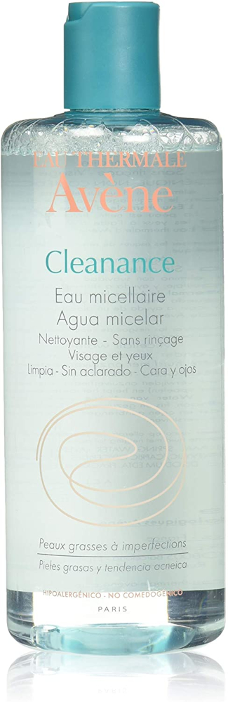 Agua Micelar Cleanance de Avène