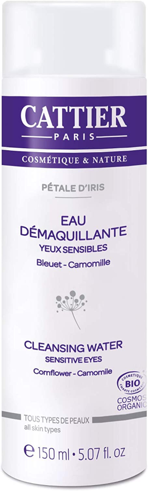 Cattier Paris Desmaquillante de Ojos Pétale d'Iris