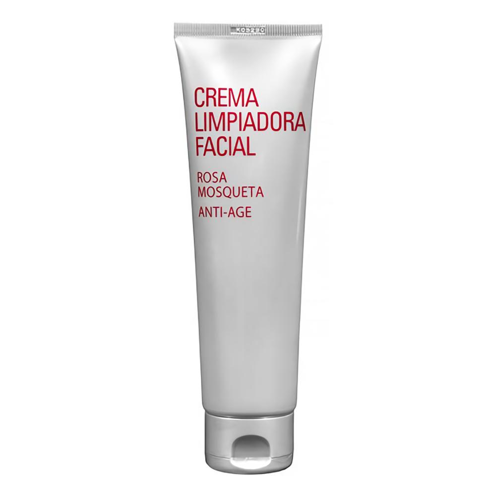 Crema Facial Limpiadora Antiedad Rosa Mosqueta Deliplus de Mercadona