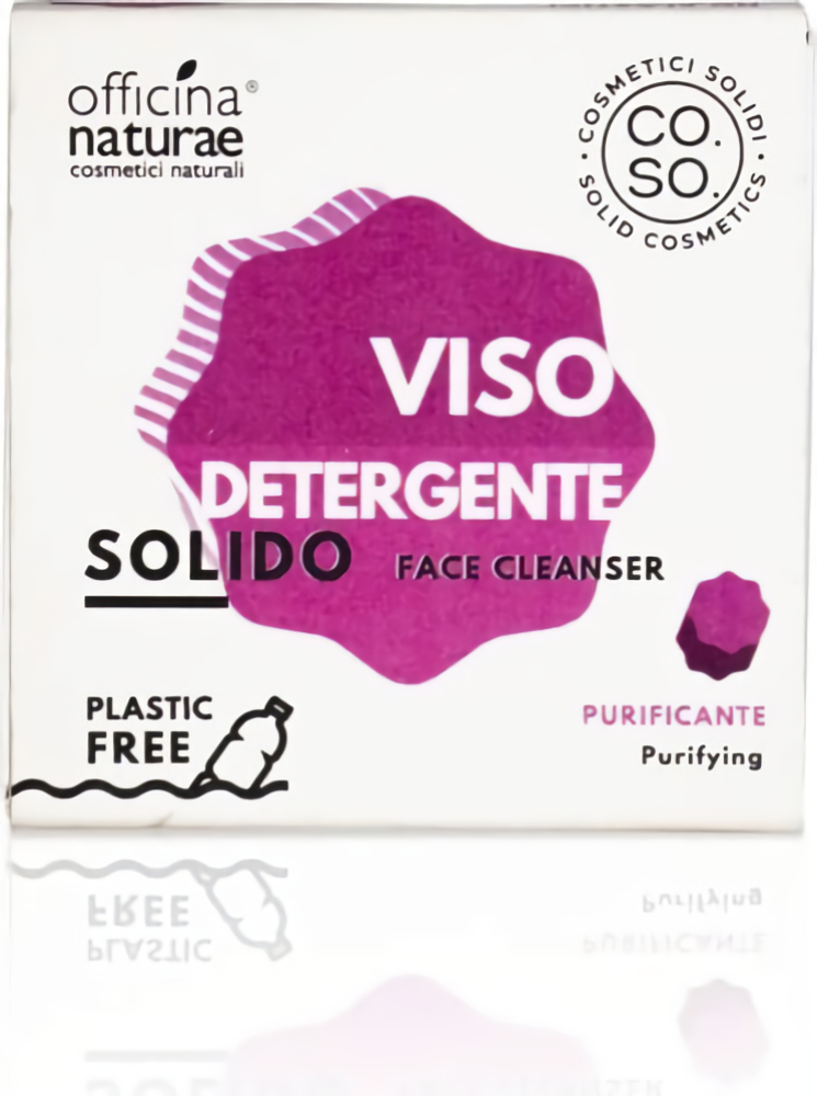 CO.SO. Limpiador Sólido Facial Purificante