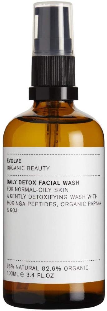 Evolve Organic Beauty Daily Detox Facial Wash
