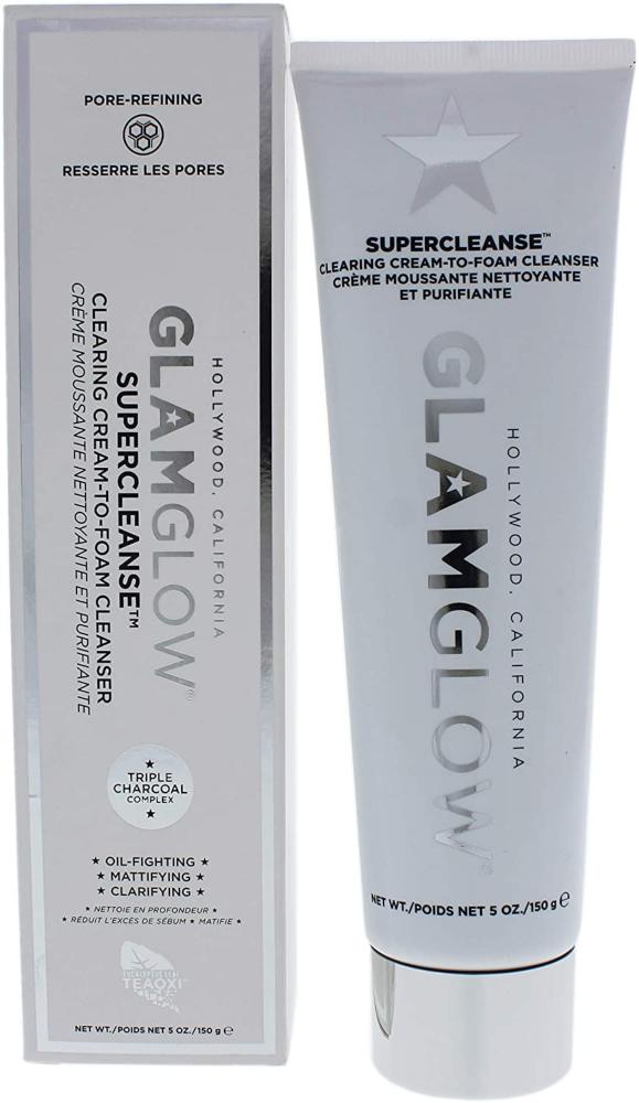 GLAMGLOW Supercleanse Limpiador de crema a espuma