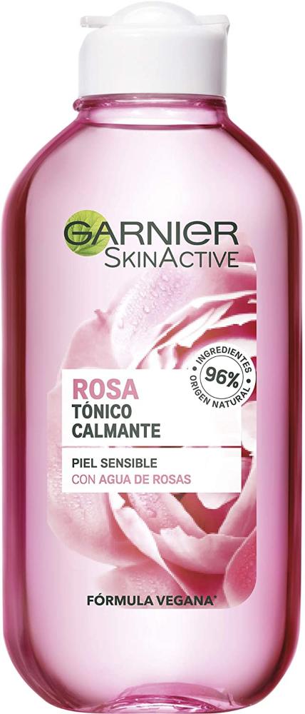 GarnierTónico Limpiador Botánico con Agua de Rosas