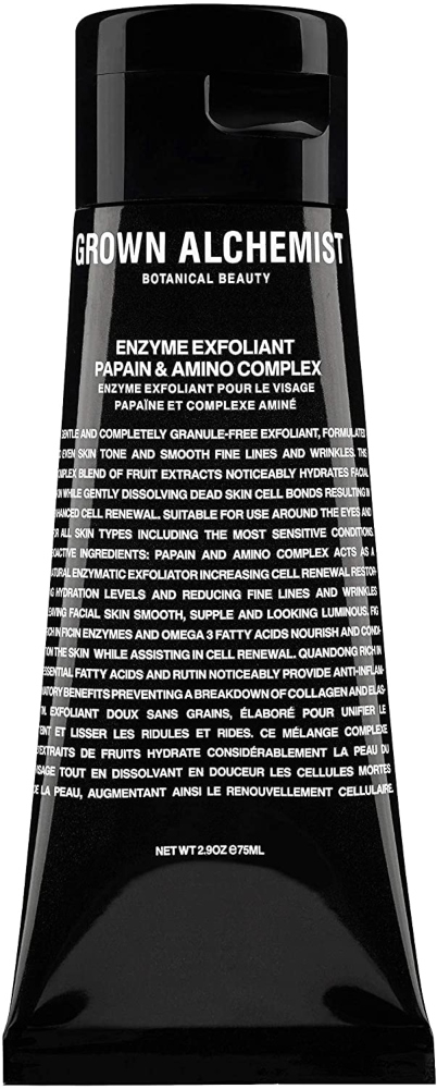 Grown Alchemist Enzyme Exfoliant Papain & Amino Complex