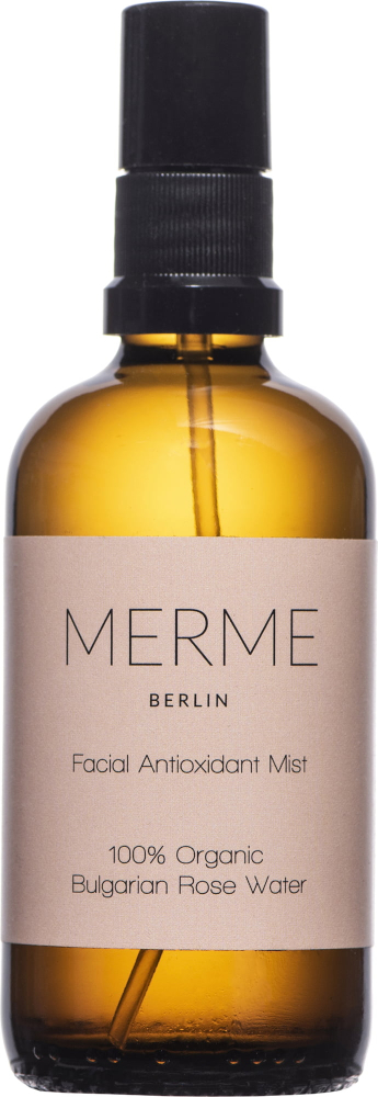 MERME Berlin Facial Antioxidant Mist Bulgarian Rose Water