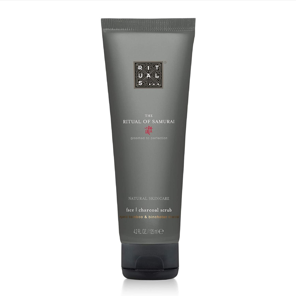 The Ritual of Samurai Exfoliante Facial