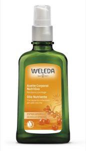 aceite corporal weleda