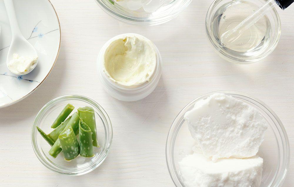 Cómo hacer una crema hidratante casera