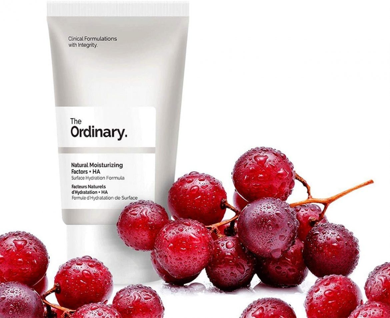 Review de la crema hidratante The Ordinary