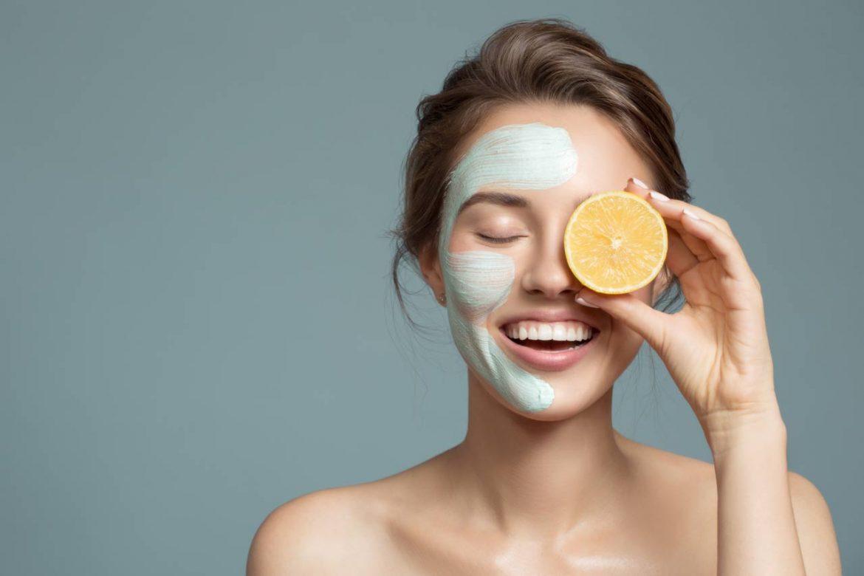 Las 5 mejores mascarillas de vitamina C